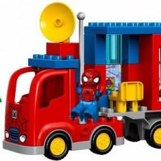 Jucarie - Lego - Super Heroes - Aventura Omului-Paianjen Cu Camionul Sau - L10608 - LEGO Marvel Super Heroes