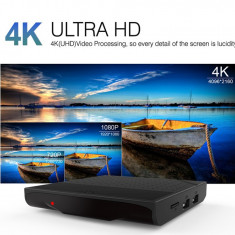 Smart TV box KM8P Amlogic S912 4K 64biti Octa Core Android 6.0 - Mini PC