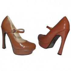 Pantofi Dama Ana Lublin Maro OR118 - Pantof dama Ana Lublin, Culoare: Din imagine, Marime: 40, Cu toc