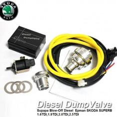 Supapa Blow-Off Diesel Epman SKODA SUPERB 1.6TDI, 1.9TDI, 2.0TDI, 2.5TDI - Blow Off Valve