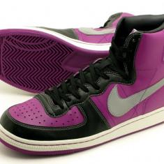 Ghete originale NIKE - Ghete dama Nike, Culoare: Din imagine, Marime: 40, 40.5, 41, 44, Piele naturala