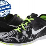 Adidasi dama Nike Free 5.0 - adidasi originali - running - alergare, Culoare: Negru, Marime: 36, 36.5, 37.5, 38, 38.5, 39, Textil
