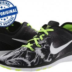 Adidasi dama Nike Free 5.0 - adidasi originali - running - alergare, Culoare: Negru, Marime: 37.5, 38, 39, Textil
