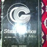 Carti vechi,2 buc.,Sfaturi genetice;Personalitati ale stiintei,1977,15lei/bucata