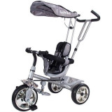 Tricicleta Super Trike - Sun Baby - Gri - Tricicleta copii