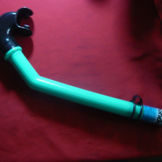 Tub de respirat pt. inot subacvatic, h= 32 cm, plastic