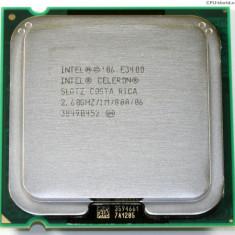 Procesor Intel Celeron E3400 2.6 GHz Cache 1MB 800 MHz FSB Socket 775 - Procesor PC Intel, Numar nuclee: 2, 2.0GHz - 2.4GHz, LGA775