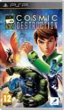 Ben 10 Ultimate Alien Cosmic Destruction Psp, Actiune, 12+, Single player
