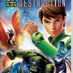 Ben 10 Ultimate Alien Cosmic Destruction Psp
