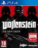 Wolfenstein The New Order Ps4, Shooting, 18+