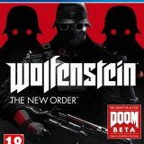 Wolfenstein The New Order Ps4 - Jocuri PS4, Shooting, 18+