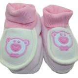 Botosei tip ciorapi pentru nou nascuti-NN BTS1-R - Botosi copii