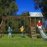 Complex De Joaca Squirrelfort™ Dunster House - Tobogan copii