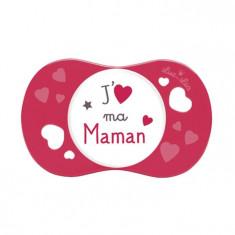Suzeta Silicon Sym J'Aime Ma Maman, Luc Et Lea, 6 Luni +