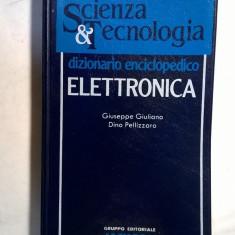 G. Giuliano, D. Pellizzaro - Dizionario enciclopedico elettronica - Carte in italiana
