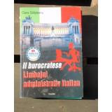 LIMBAJUL ADMINISTRATIV ITALIAN - OANA SALISTEANU
