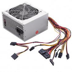Sursa RPC 550W, PWPS-055P00P-BU01A, PFC pasiv, ventilator 120mm - Sursa PC Rpc, 550 Watt