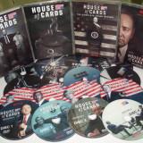 House of Cards 2013 Culisele puterii 4 sezoane DVD - Film serial Altele, Drama, Romana