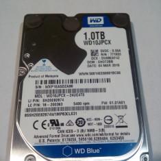 Hard disk NOU hdd laptop 1TB 1000GB SATA Western Digital Blue