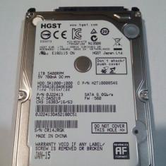 Hard disk NOU hdd laptop 1TB 1000GB SATA HGST