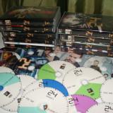 24 2001–2010 9 SEZOANE - DVD - Film serial Altele, Actiune, Romana