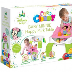 Clemmy Baby - Minnie Happy Park Table Clementoni Cl14893 - Jocuri arta si creatie