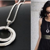 Pandantiv /Colier Lantisor Vintige - Pandantiv fashion
