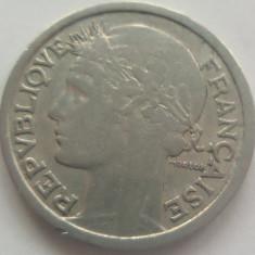 Moneda 1 Franc - FRANTA, anul 1944 *cod 3934 Allu.