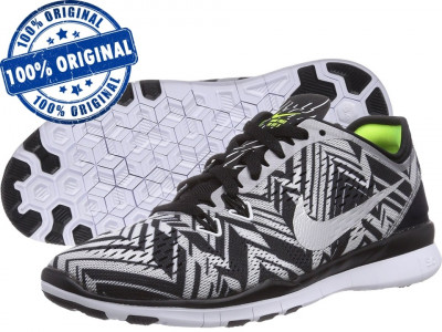Pantofi sport Nike Free 5.0 pentru femei - adidasi originali - alergare foto