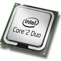 Procesor Intel Core2 Duo E7500, 2.93GHz, 3MB, 1066 FSB, pasta +garantie ! - Procesor PC Intel, Numar nuclee: 2, 2.5-3.0 GHz, LGA775