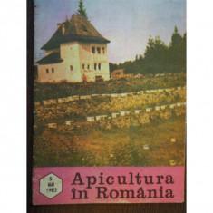 REVISTA APICULTURA IN ROMANIA NR.5/1983