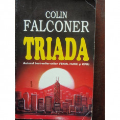 TRIADA - COLIN FALCONER - Carte de aventura