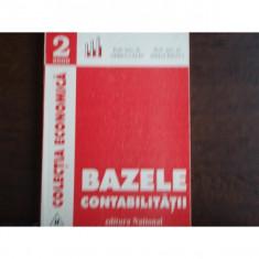 BAZELE CONTABILITATII - OPREA CALIN, MIHAI RISTEA - Carte Contabilitate
