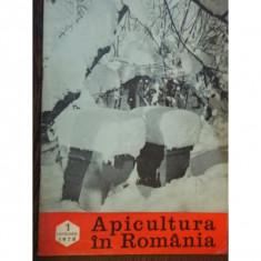 REVISTA APICULTURA IN ROMANIA NR.1/1978