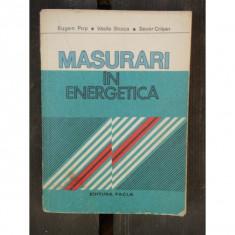 MASURARI IN ENERGETICA - EUGEN POP - Carti Energetica