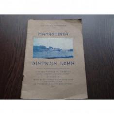 MANASTIREA DINTR-UN LEMN - VASILE V.VASILIU