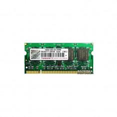 Memorie notebook Transcend JetRam 2GB DDR2 800MHz CL6 - Memorie RAM laptop