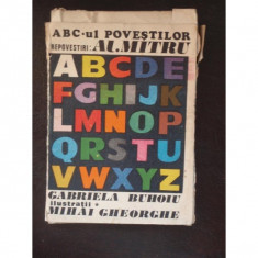 ABC-UL POVESTILOR, POVESTIRI AL.MITRU
