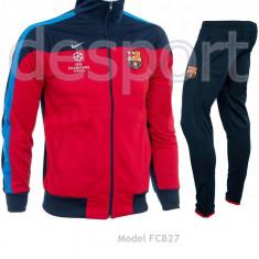 Trening NIKE conic FC BARCELONA pentru COPII 8 -15 ani - Model nou Pret special, Marime: S, M, L, XL, XXL, Culoare: Din imagine