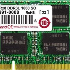 Transcend JetRam 8GB 1600MHz DDR3L SO-DIMM 1.35V for Apple iMac 2013 - Memorie RAM laptop