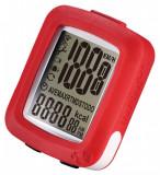 Kilometraj Infini Maia 10 Functii cu Fir RosuPB Cod:588040293RM, Ciclocomputer bicicleta