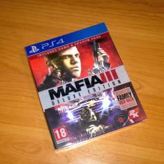 Joc PS4 - Mafia III Deluxe Edition ( fara season pass ) - Jocuri PS4, Actiune, 18+