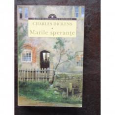 MARILE SPERANTE - CHARLES DICKENS - Carte de aventura