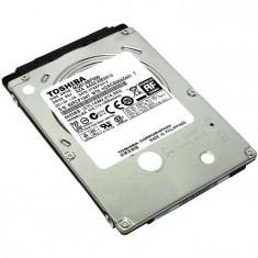 HDD intern Toshiba 2.5'' 500GB SATA2 5400RPM 8MB 7mm - Hard Disk