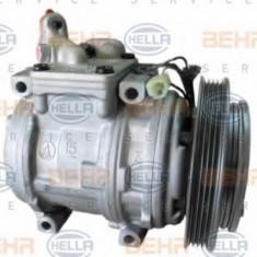 Compresor, climatizare KIA MENTOR 1.5 i - HELLA 8FK 351 273-311 - Compresoare aer conditionat auto
