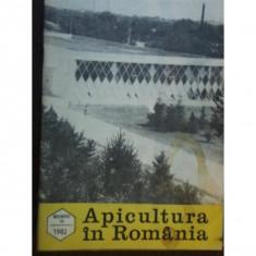 REVISTA APICULTURA IN ROMANIA NR.11/1982