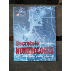 RICHARD CRAZE - SECRETELE NUMEROLOGIEI - Boloboc