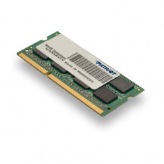 Memorie notebook Patriot Signature 2GB DDR3 1333MHz CL9 - Memorie RAM laptop
