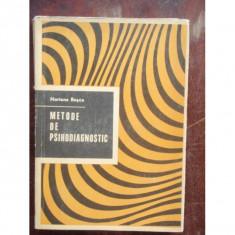 METODE DE PSIHODIAGNOSTIC - MARIANA ROSCA - Carte Psihiatrie