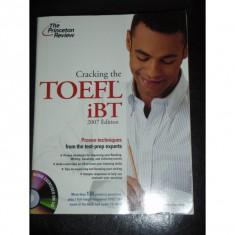 CRACKING THE TOEFL IBT - Carte despre internet